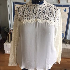 Belle and Sky Blouse